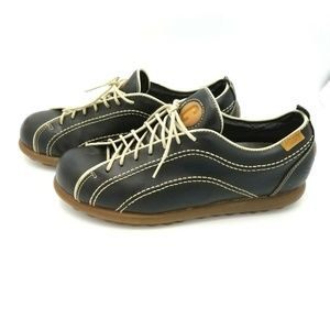 Camper Leather Casual Lace Up Oxford Mens Shoes